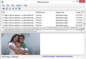 FBCacheView náhled pro download
