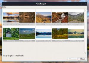 PhotoTeleport náhled pro download