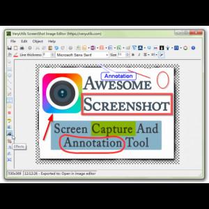 VeryUtils Screen Capture náhled pro download