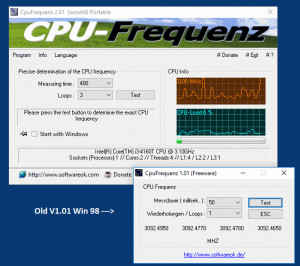 CpuFrequenz náhled pro download