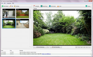 Security Camera Viewer náhled pro download
