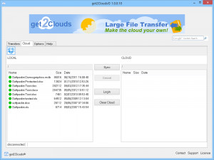 get2Clouds náhled pro download