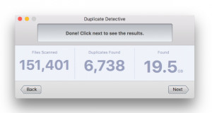 Duplicate Detective náhled pro download