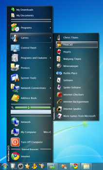 True Launch Bar náhled pro download