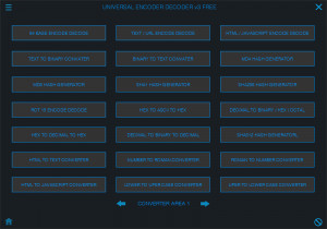 Universal Encoder Decoder náhled pro download