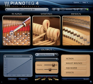 Pianoteq náhled pro download