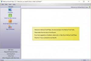 NetScanTools Basic náhled pro download