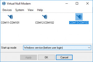 Virtual Null Modem náhled pro download