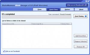 DataNumen Disk Image náhled pro download
