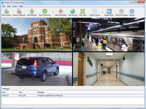 Perfect IP Camera Viewer náhled pro download
