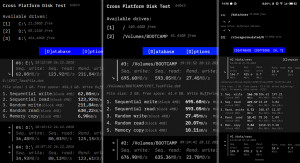 Cross Platform Disk Test (CPDT) náhled pro download