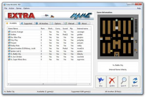 ExtraMAME náhled pro download