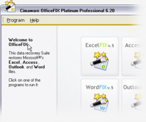 OfficeFix náhled pro download