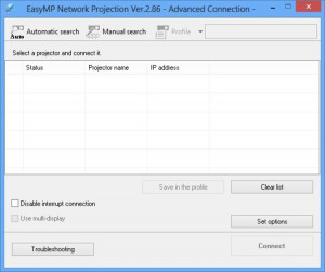 EasyMP Network Projection náhled pro download