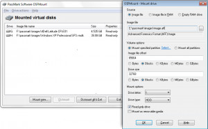 OSFMount náhled pro download