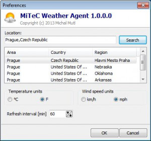 Weather Agent náhled pro download