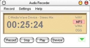 Audio Terminator náhled pro download