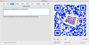 QR Factory náhled pro download