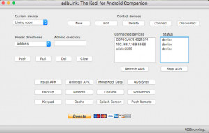 adbLink náhled pro download