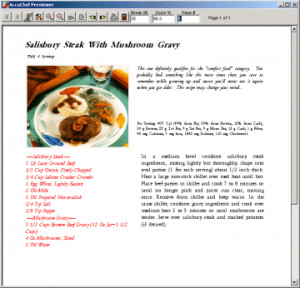 AccuChef náhled pro download