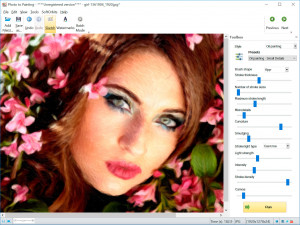 Picture to Painting Converter náhled pro download
