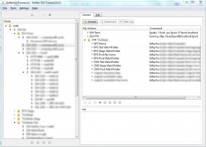 Doffen SSH Tunnel náhled pro download