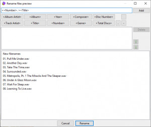 EZ Meta Tag Editor náhled pro download