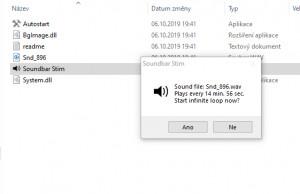 Soundbar Stim náhled pro download