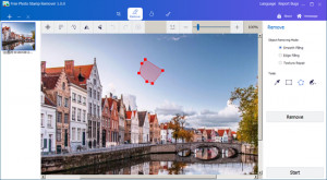 Free Photo Stamp Remover náhled pro download
