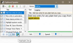ClipBoard Speaker náhled pro download
