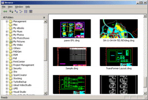DWGSee DWG Viewer náhled pro download