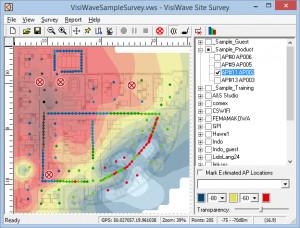 VisiWave Site Survey náhled pro download