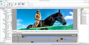 VSDC Video Editor náhled pro download