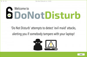 Do Not Disturb náhled pro download