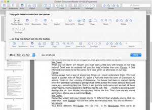 Cisdem Document Reader náhled pro download