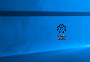 Windows 10 Settings Shortcut náhled pro download