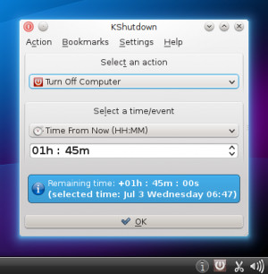 KShutdown náhled pro download