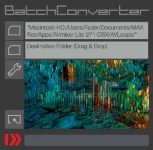 BatchConverter náhled pro download