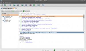 qBittorrent náhled pro download