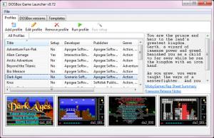 DBGL náhled pro download
