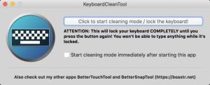 s keyboardcleantool
