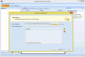 Kernel Outlook PST Viewer náhled pro download