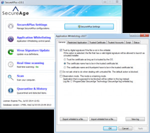 SecureAPlus náhled pro download