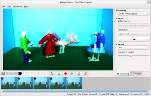 qStopMotion náhled pro download