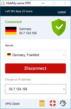 HideMy.name VPN náhled pro download