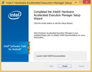 Intel HAXM náhled pro download