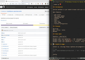 Markdown Preview for (Neo)vim náhled pro download