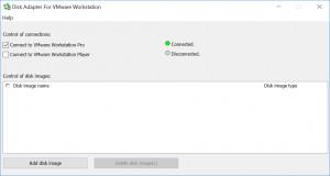 Disk Adapter For VMware Workstation náhled pro download