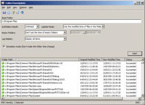 FolderTimeUpdat náhled pro download