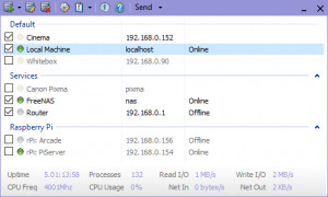 Wake On LAN Ex náhled pro download